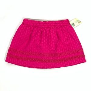 Genuine Kids From Oshkosh Skirt Pink Sz 18M